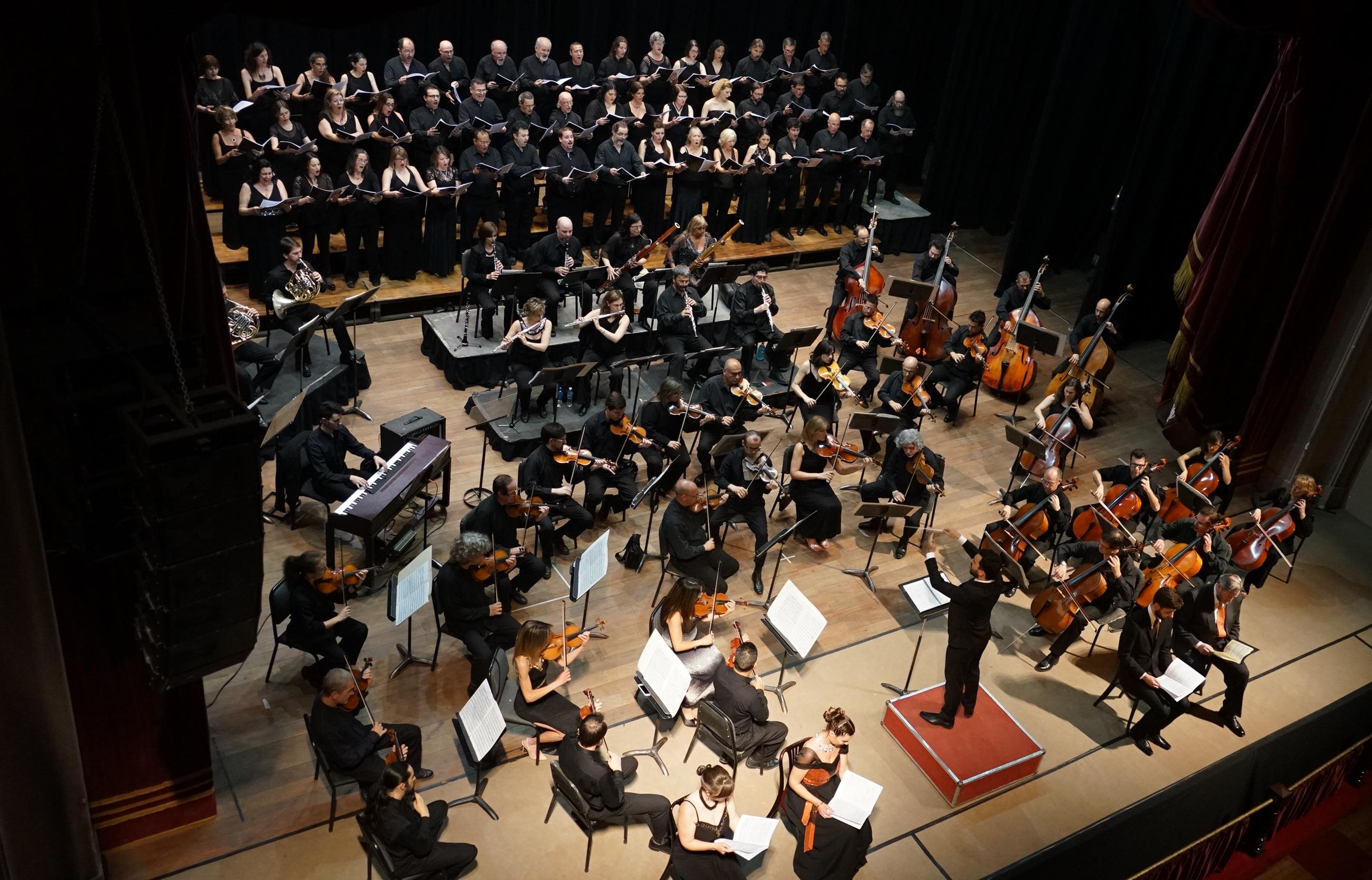 Beethoven Mass in C Major