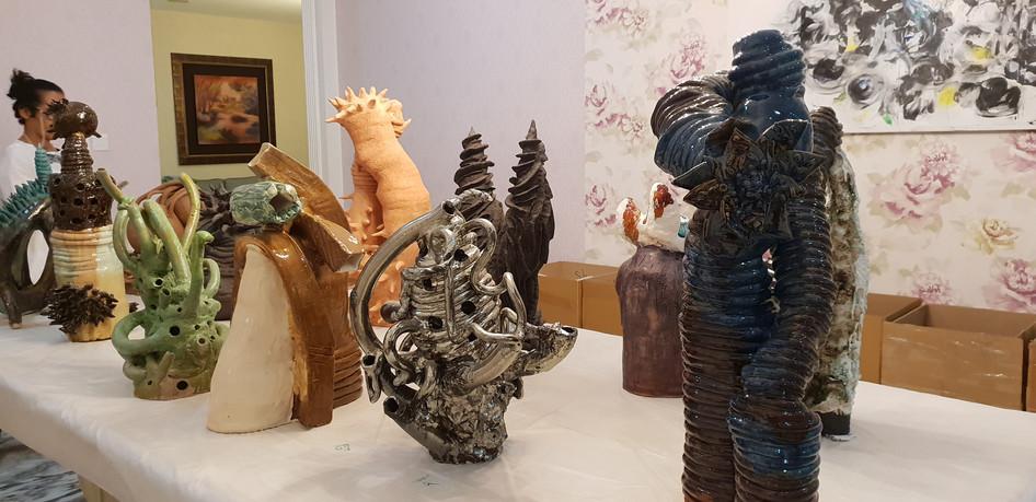 Bait Juma Exhibition