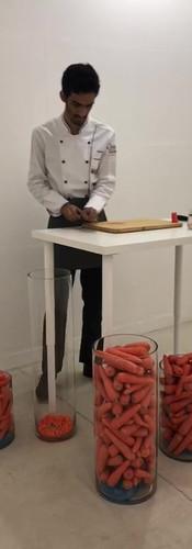 My Son - Aspiring Chef Ahmad Fardan-Food Performance & sound Art