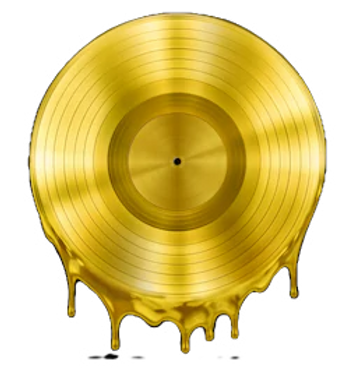 gold-molten-melted-record-music-260nw-23
