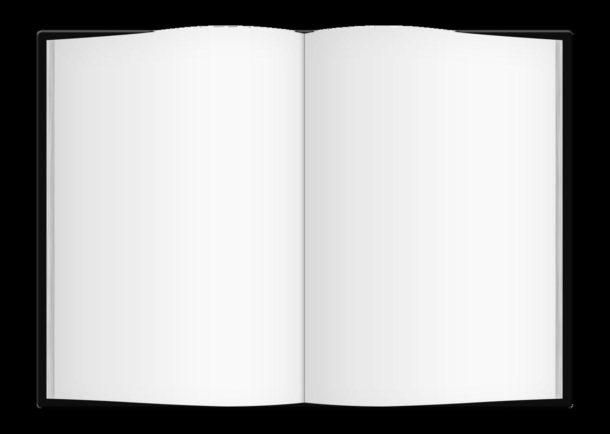 purepng.com-blank-bookbookillustratedwri