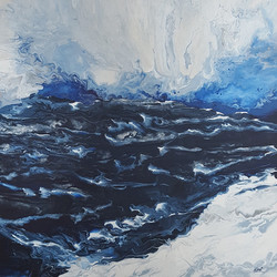 Cool Waters - SOLD
