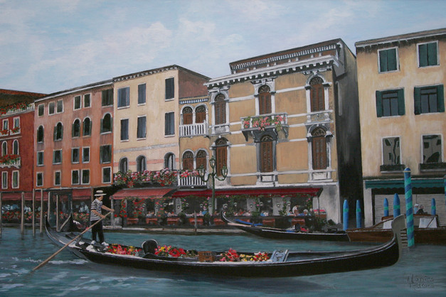 Flower Delivery in Venice