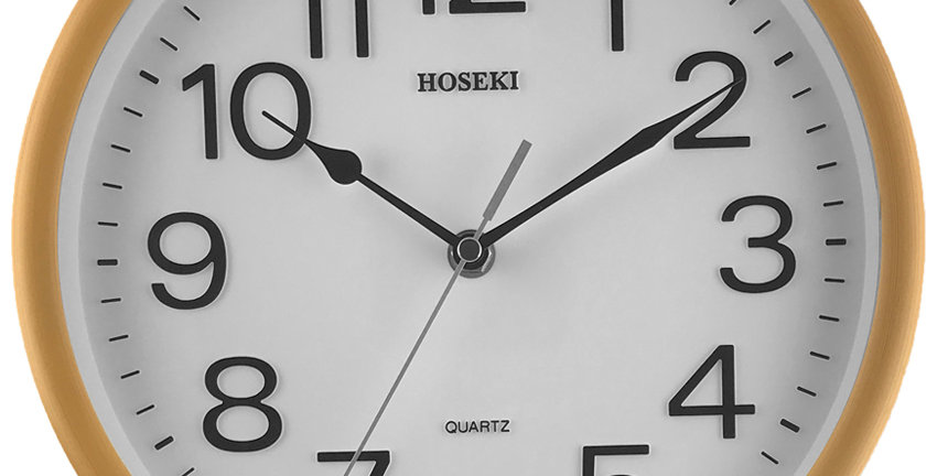 H-9018 Wall Clock