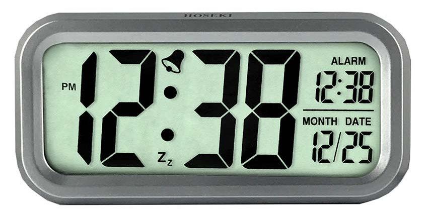 H-2180 LCD Alarm Clock