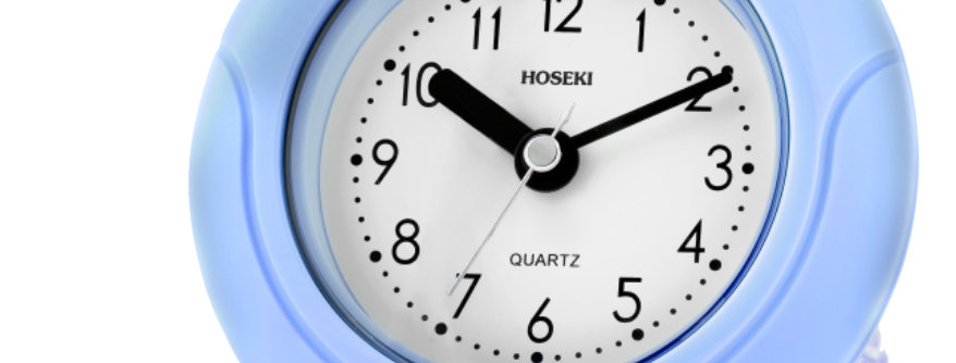 H-9143 Bathroom Clock