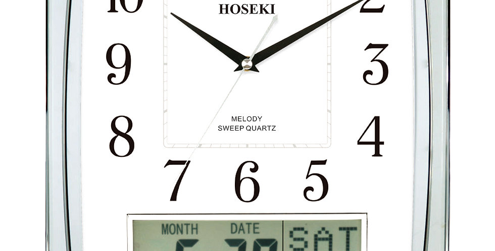 H-9140 Melody Wall Clock