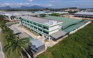 Ecobuild Foods Processing Plant