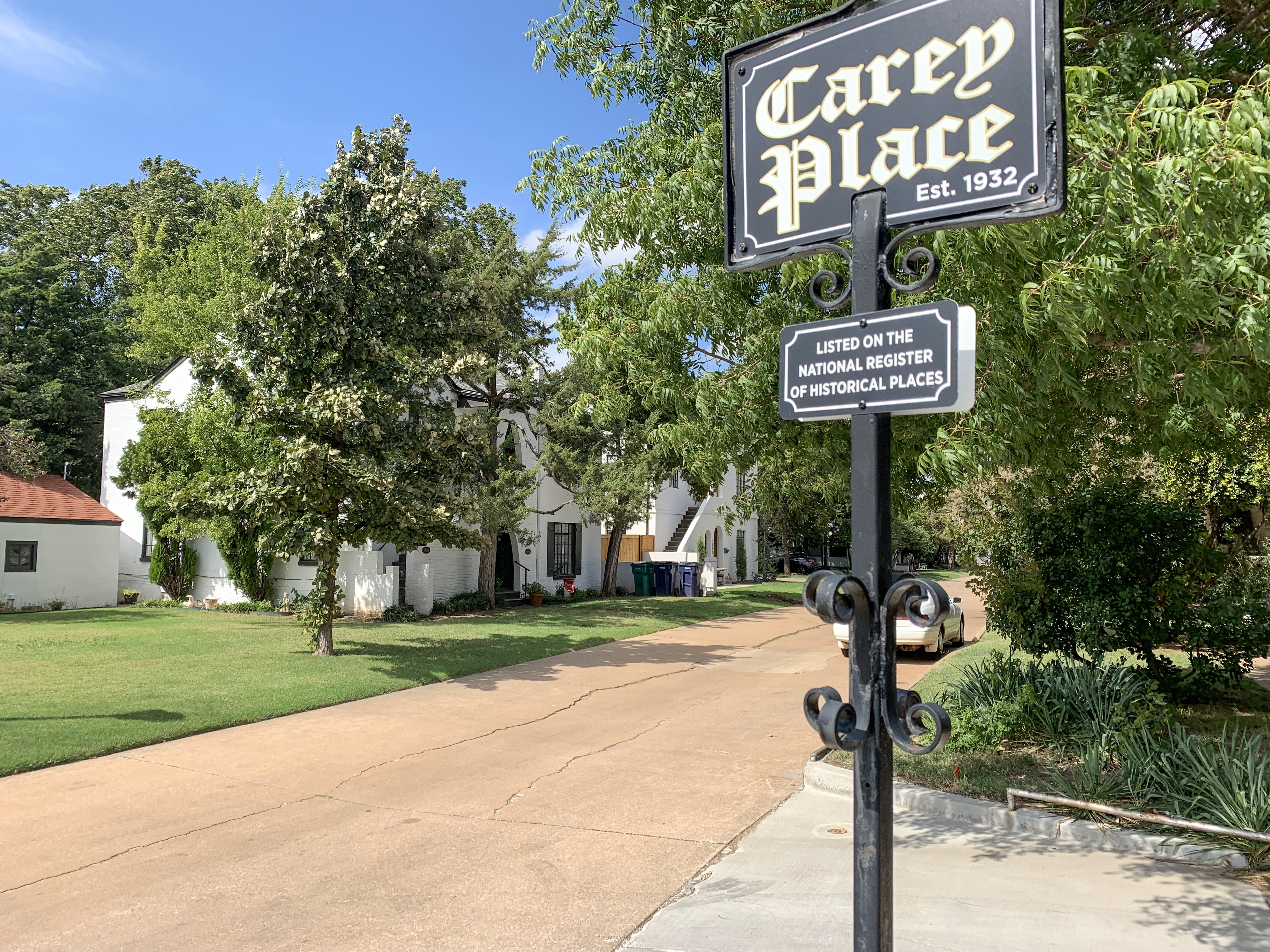 Carey Place in Oklahoma City