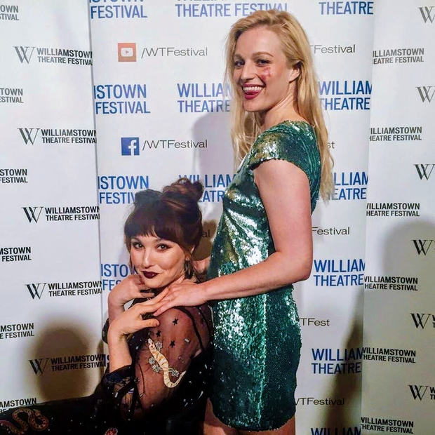 Amanda Lyn Jungquist and Jessy Yates Wil