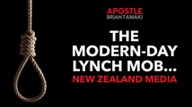 THE MODERN-DAY LYNCH MOB.....                      New Zealand Media