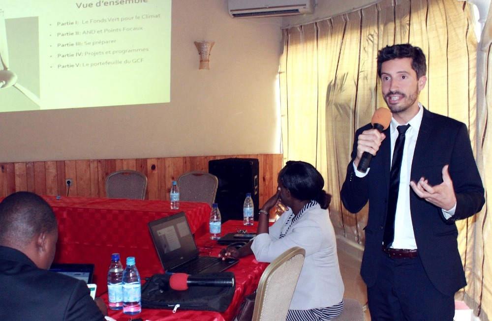 BURUNDI KICK-STARTS ITS GCF ENGAGEMENT