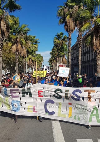 CLIMATE MARCH RAISES AWARENESS OF CITIZENS & DECISION MAKERS