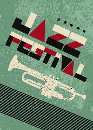 Jazz Festival Green