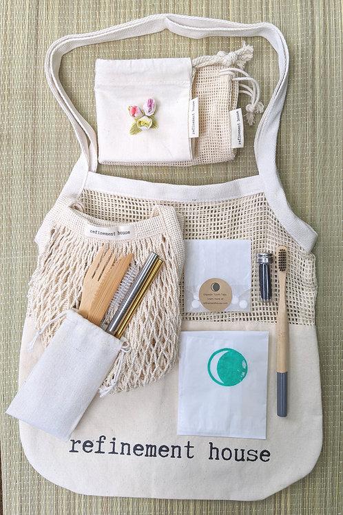 Less Waste Sample Kit