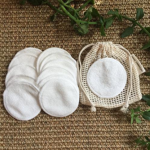 Cotton Facial Rounds