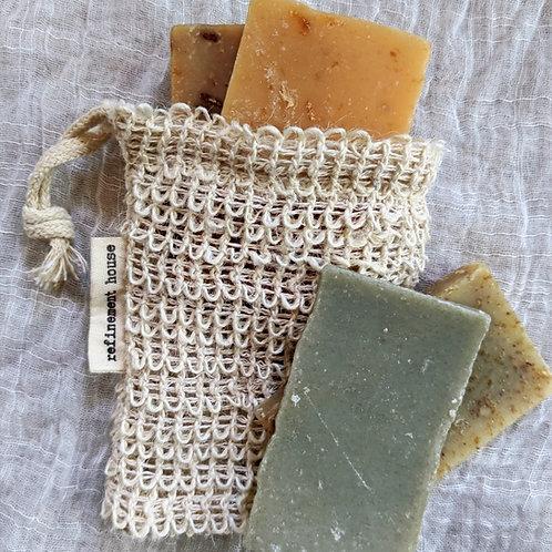 Loofah Soap Saver