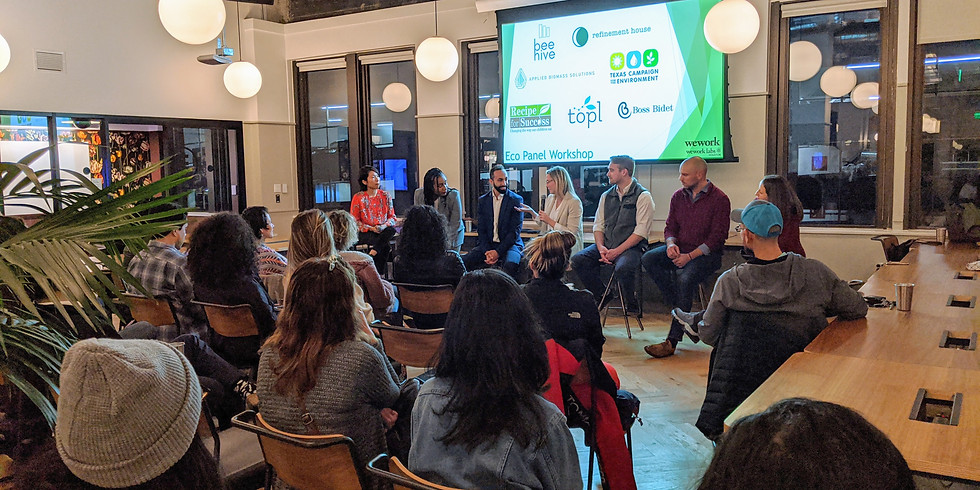 Return on Purpose: A Conversation on Sustainability with HTX Businesses