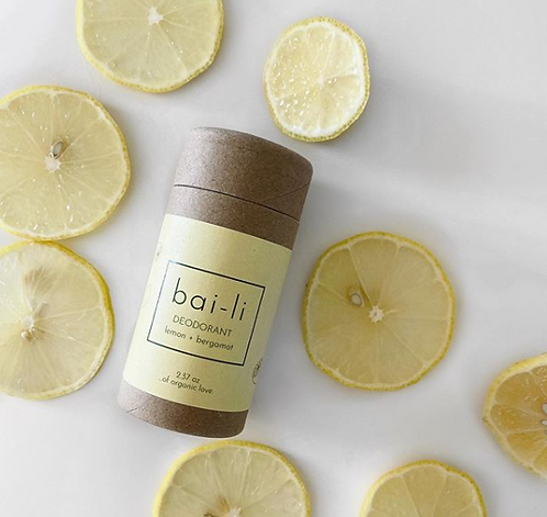 Bai-Li Natural Deodorant