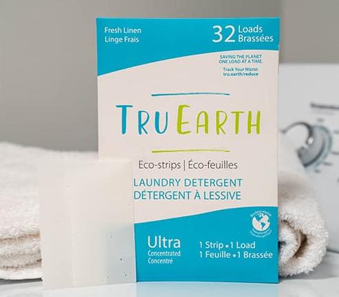 Tru Earth Laundry Detergent Strips 32 Loads