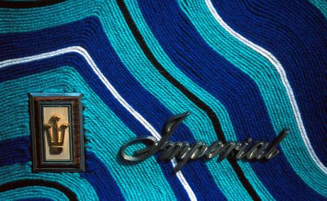 The Yarn Car, by Tim Klein