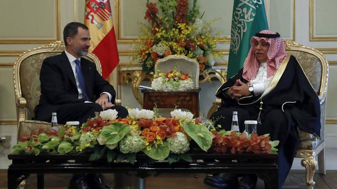 España da por hecha la venta de cinco corbetas a Arabia Saudí tras la visita del Rey