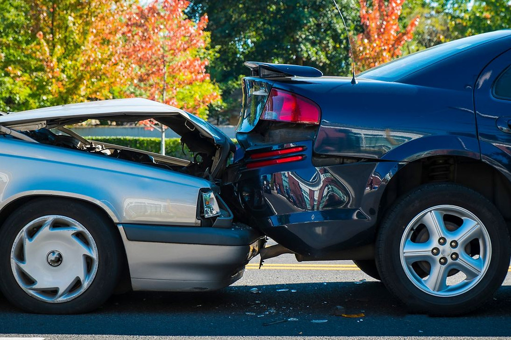 Car accident at the holidays - Kemet Hunt Law Group