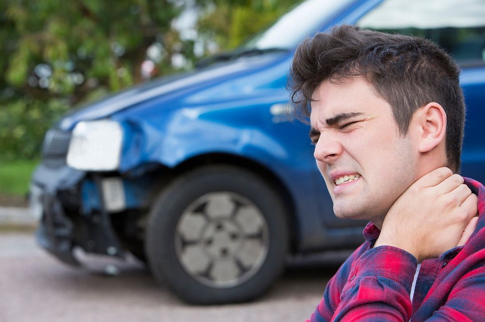 What to do in the event of a car accident - Kemet Hunt Law Group