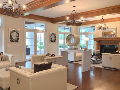 Boca Raton Luxury Vacant Home Staging