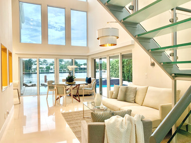Intracoastal Luxury Redesign.  Restyle your propert for dwelling or selling!