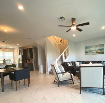 Open Floorplan Great Room