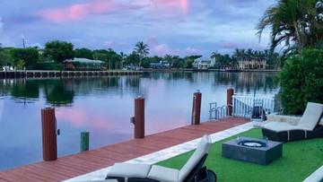 Beautiful South Florida Sunsets