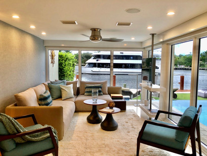A Family Room with Intracoastal Views