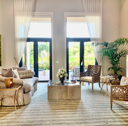 Luxury Redesign, Delaire Country CLub