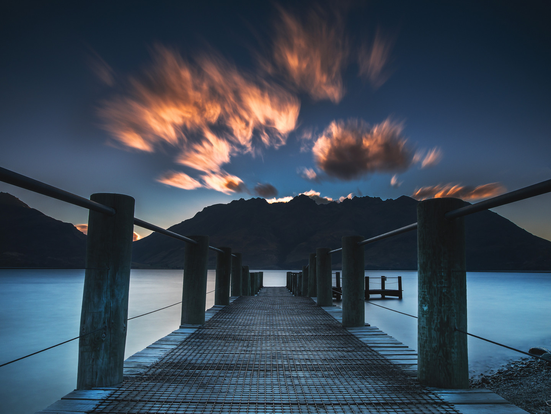 Jacks point - sunset