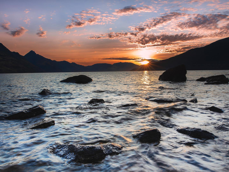 Kelvin Heights - sunset 3