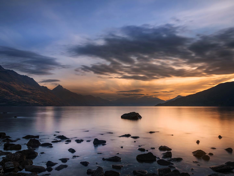 Kelvin Heights - sunset 1
