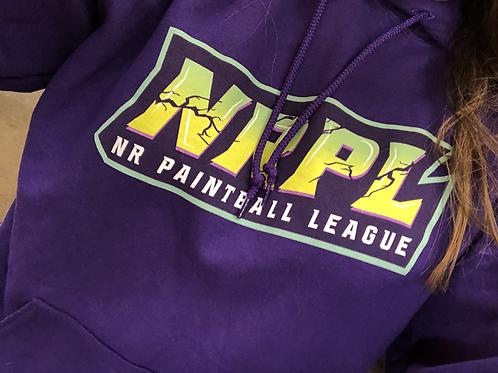 Purple NRPL Hoodie