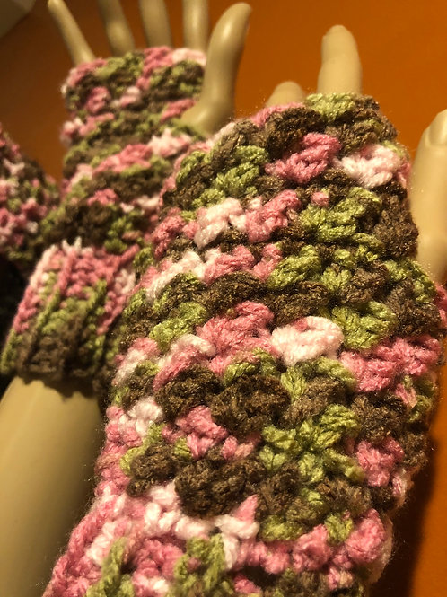 Pink and Green Set