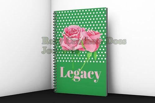 Legacy Inspired Journal