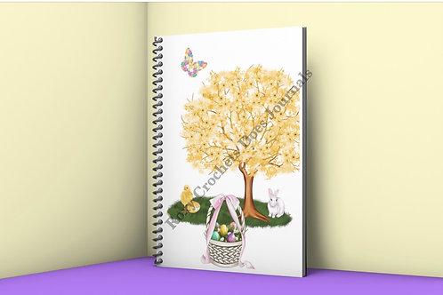 Easter Spring Journal