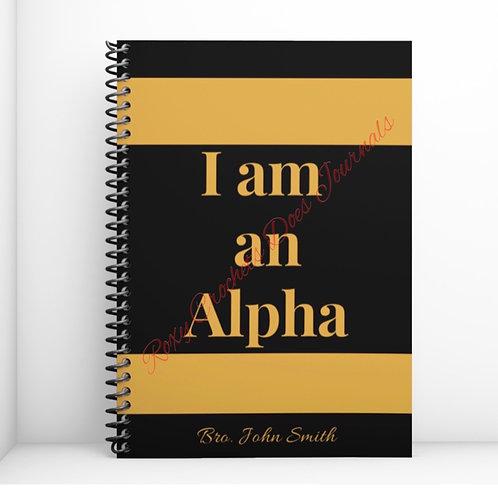 I am an Alpha