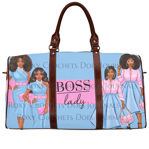 Boss Lady Travel Bag (Pre-Order)