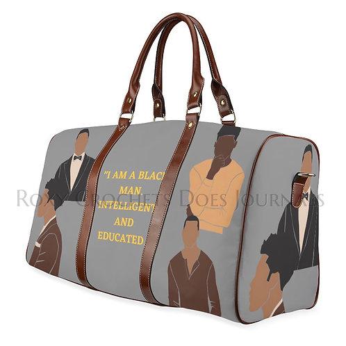 Black Male Travel Bag (Pre Order)