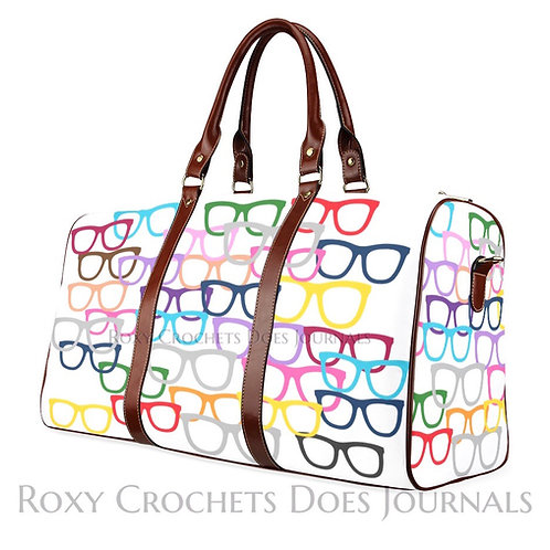 White Glasses Bag (Pre Order)