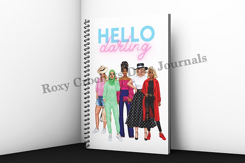 Hello Darling Journal