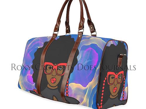 Red Glasses Travel Bag (Pre Order)