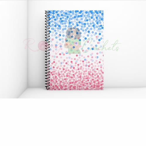 JnJ Confetti Journal