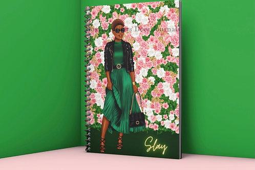 Sha Slay Journal