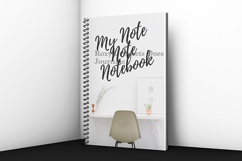 My Note Note Notebook